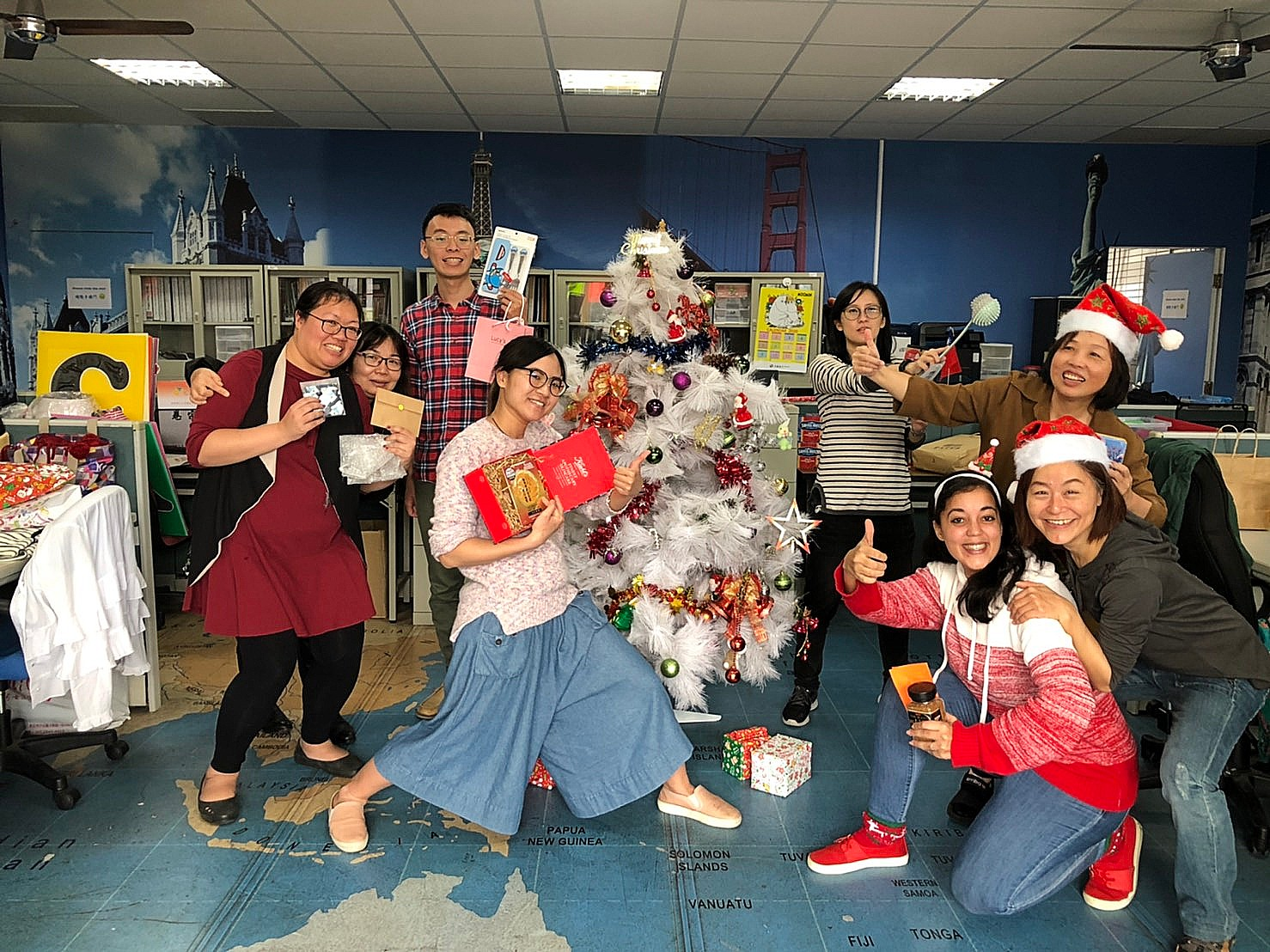 teach taiwan english teachers at taoyuan wenchang junior high program
