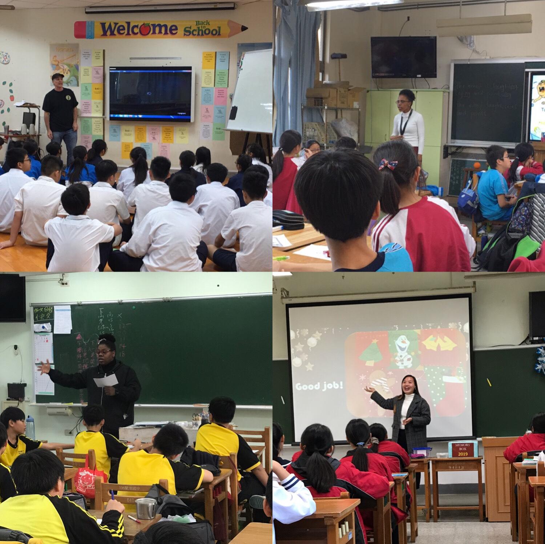 teaching english in taiwan's chiayi FET program with teach taiwan teachers